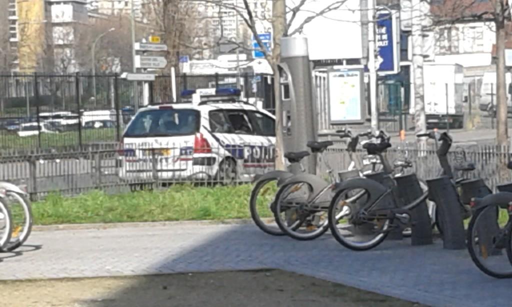 Herras-police